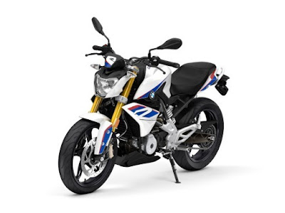 Upcoming 2016 BMW G310R front angle HD Images
