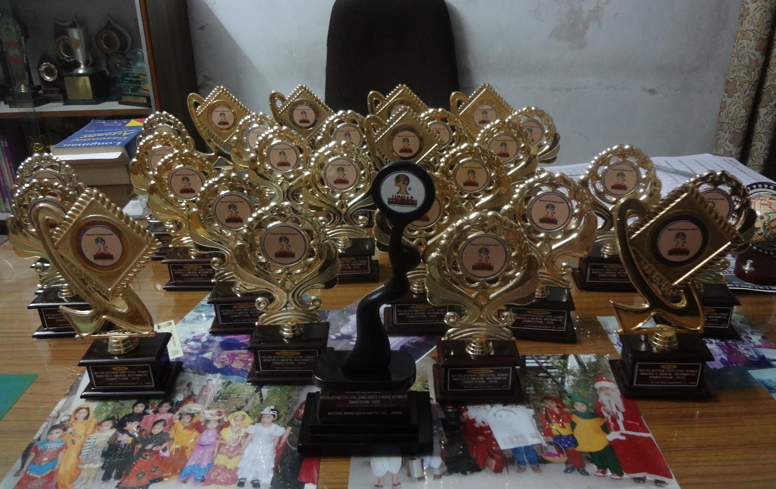 Ucmas Abacus For Kids Rajasthan State Level Competition
