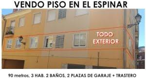 se vende piso en el espinar segovia sierra casa de campo chalet san rafael guadarrama venta pisos casas