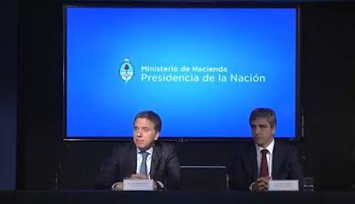 El gobierno de Cambiemos anuncia ajuste, devaluación, inflación, menos obra pública y menos trabajo. Además, ratifica la meta de inflación de 15 por ciento