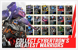 TRANSFORMERS Forged to Fight Mod Apk v6.6.0 Free Download