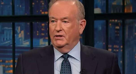 Bill O'Reilly could return to cable news with show on Newsmax