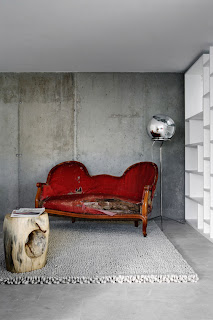 Interior casa de diseño