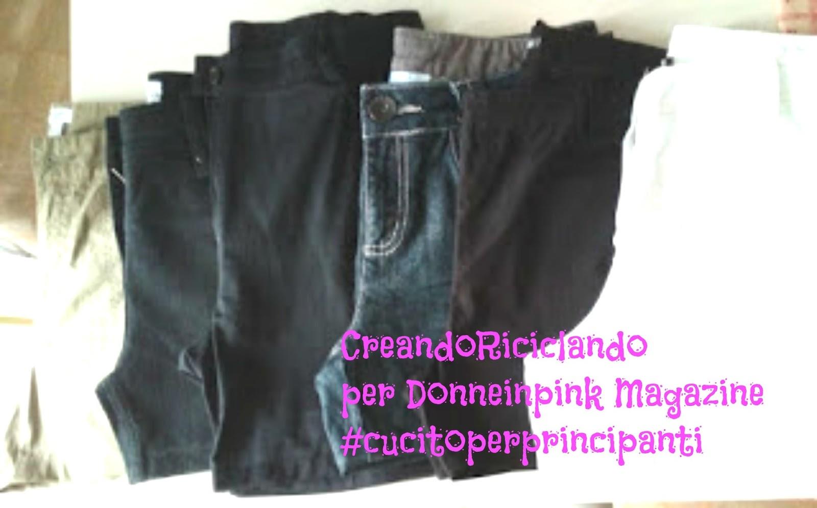 Come realizzare degli shorts riciclando jeans e pantaloni d34c6b0c19b0