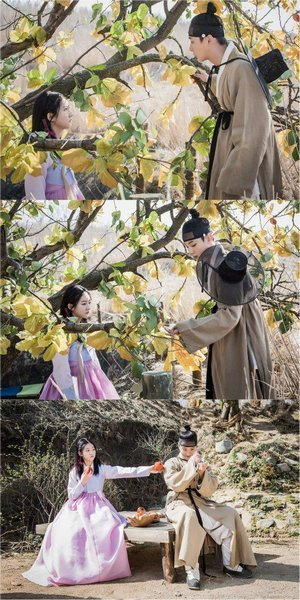 Penampakan Drama Mirror of the Witch – Kim Sae Ron & Yoon Shi Yoon