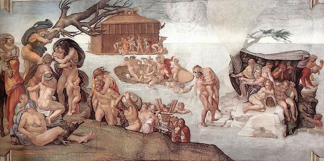 Mitos del diluvio universal: Grecia, Roma, Polinesia y la India