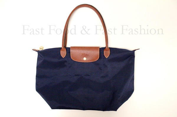 Bag Baby Longchamp Le Pliage Large Tote Fast Food