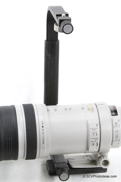 Desmond DAFB-01 on DPL-100 lens plate