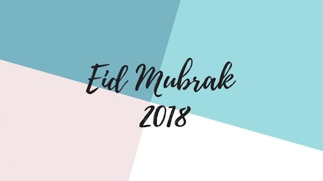 Eid al Fitr Wallpapers 2018