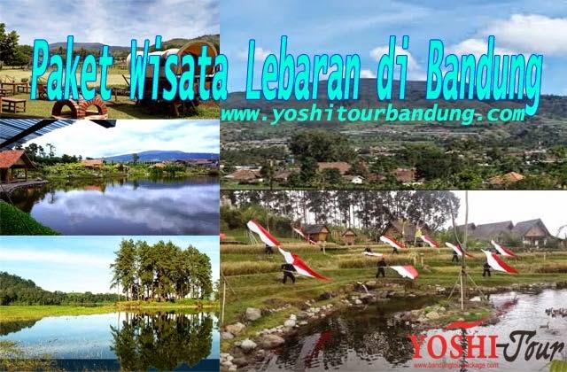 Paket Wisata Lebaran di Bandung