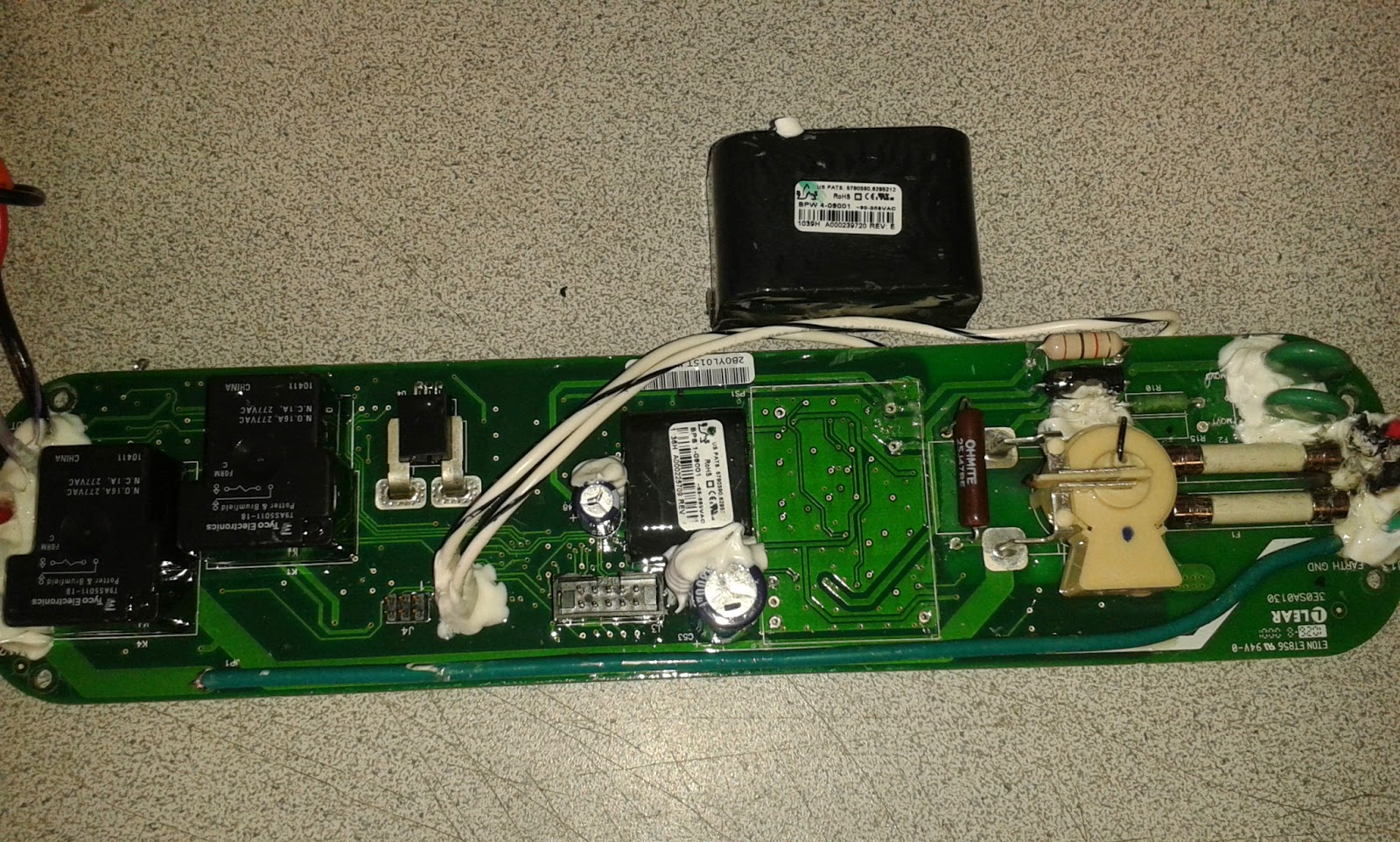 small resolution of  case coppell tv repair online blog repairing voltec spx el 50580 charger on car charger