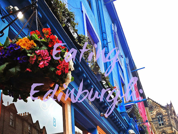 Eating Edinburgh: Maison Bleue