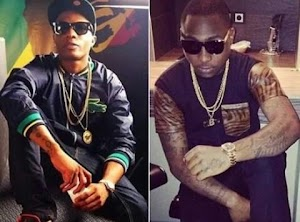 Another War On The Way!! Check In To See How Wizkid Shades Davido At His London Concert (Read FULL Gist)