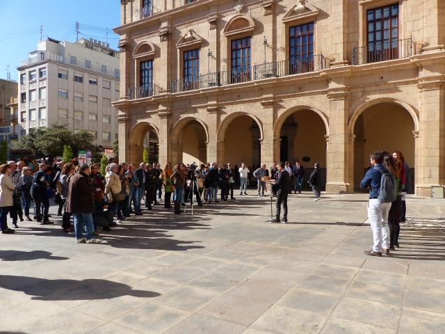 El Ayuntamiento de Castellón se suma a la reivindicación por una Financiación Justa