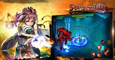 Download Game Scuffle Myth .apk + Bonus Gold Gratis