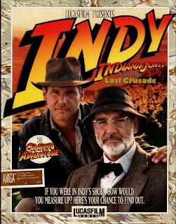 Descargar videojuego Indiana Jones y la última cruzada