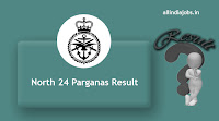 North 24 Parganas Result