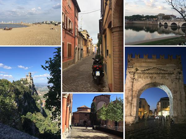 Travel: Italy - Rimini, Bologna, San Marino