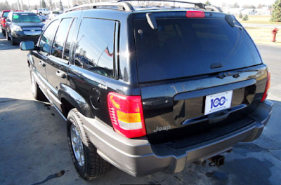 Pick of the Week - 2001 Jeep Grand Cherokee Laredo