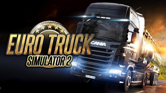 Euro Truck Simulator 2 1.36.2.1s + 70 DLC Tek Link İndir
