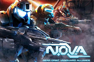 N.O.V.A. Near Orbit Vanguard Alliance PSP Iso Android Update Terbaru 2017