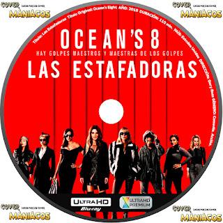 GALLETALAS ESTAFADORAS - OCEAN'S 8 - 2018