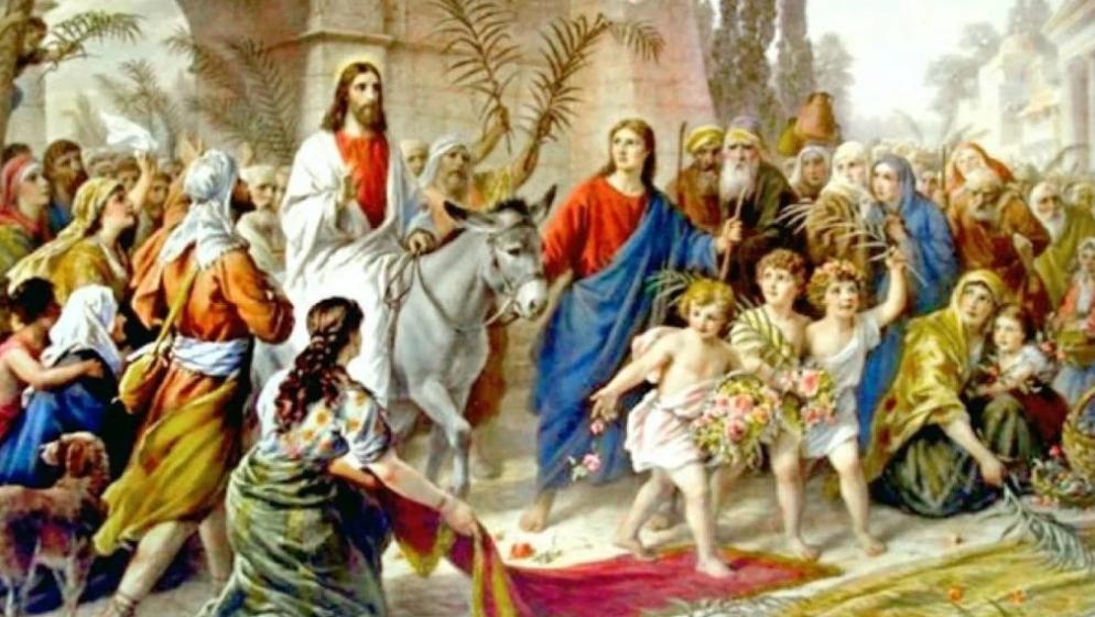 Κυριακή των Βαΐων: Τι γιορτάζουμε ;