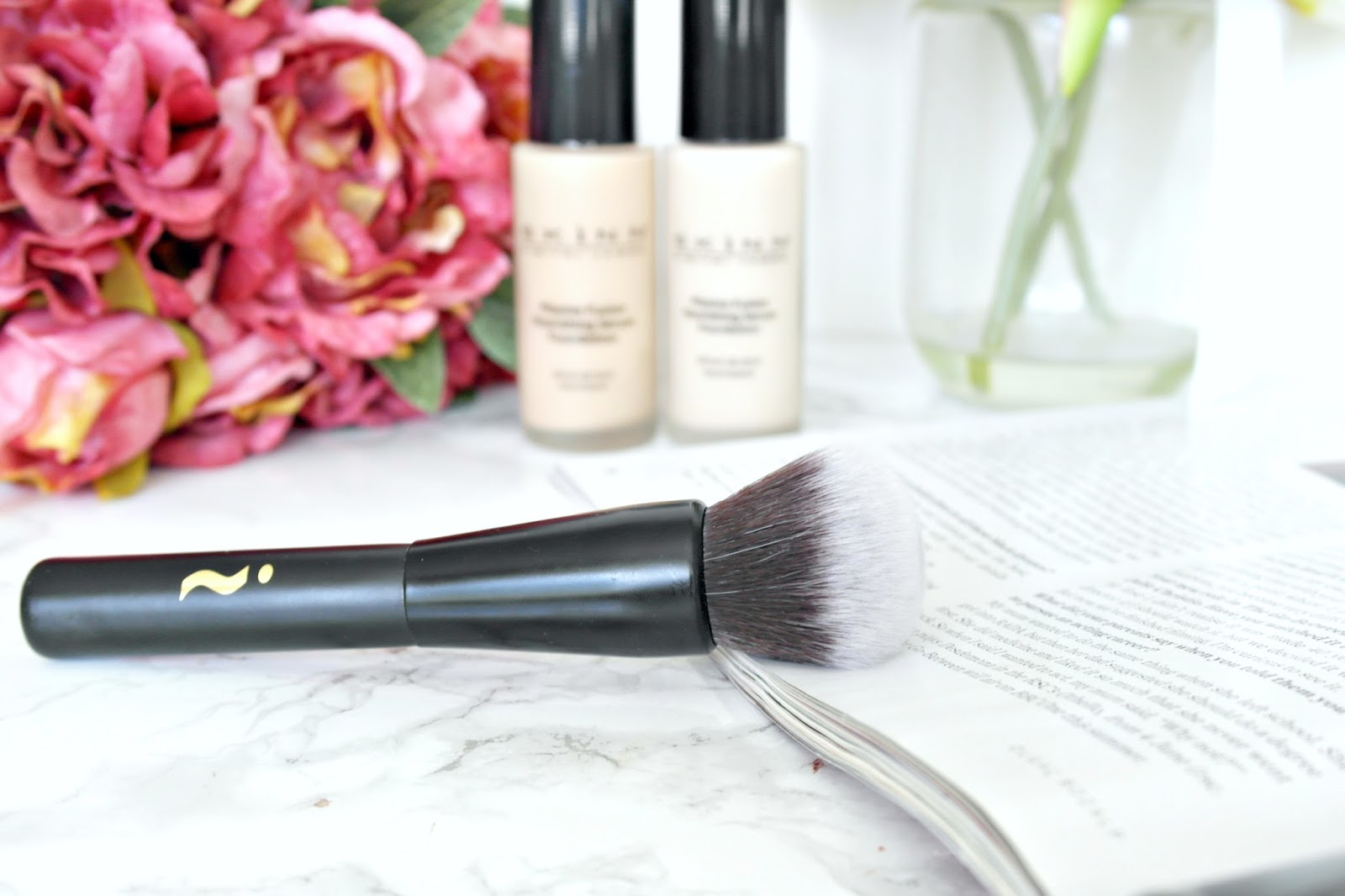 Skinn fusion illusion foundation brush, review