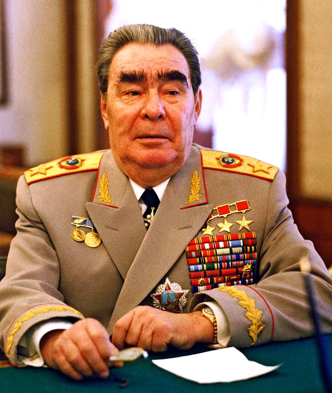 Today in history... rumours of Brezhnev