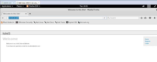 pWnOS v2.0 is a Virutal Machine Image