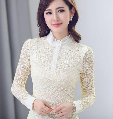 Contoh Desain Kerah Baju Model Jewel Neck