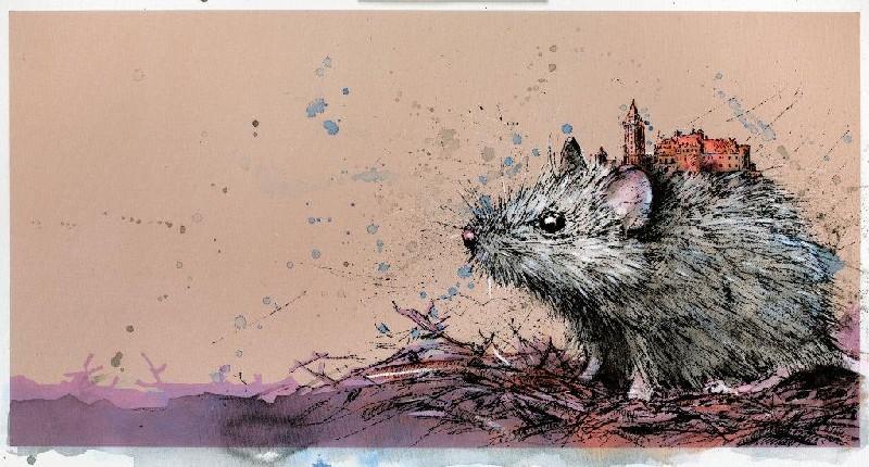 Poezja Wiersze Marka Gajowniczka O Czym Piszczy Mysz Pod