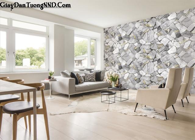 Giấy dán tường là lựa chọn tối ưu cho việc trang trí nhà