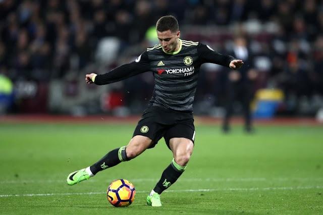 Chelsea FC Eden Hazard