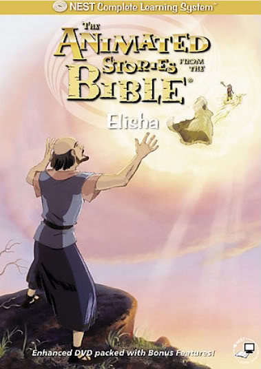 Elisha - Animated Old Testament Bible Movie - Passion for Lord