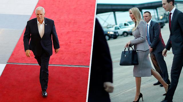 Trump confirma que Ivanka y Mike Pence asistirán a toma de protesta de AMLO