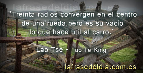 Frases para la vida de Lao Tse