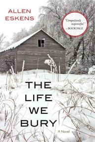 "Adult Book Group Reads ""The Life We Bury"" for May 2016"