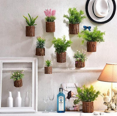 Artificial Plants Wall Décor