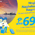 Cebu Pacific Air SEAT SALE 699 Promo 2017