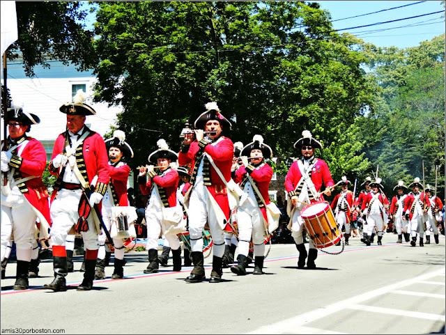 Pawtuxet Rangers de Rhode Island