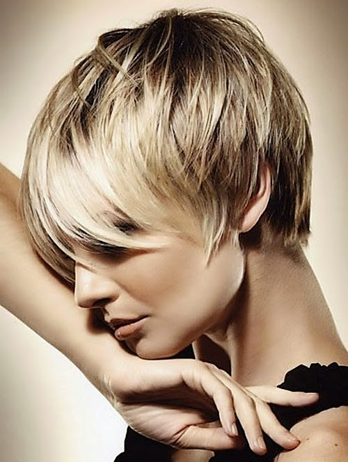 Awe Inspiring Trendy New Short Haircuts Short Hair Styles For Women Short Hairstyles Gunalazisus