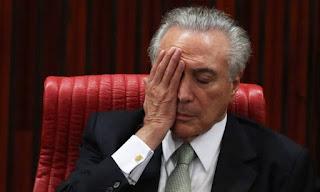 """Temer altera e cancela compromissos; presidente fala em """"conspiração"""""""