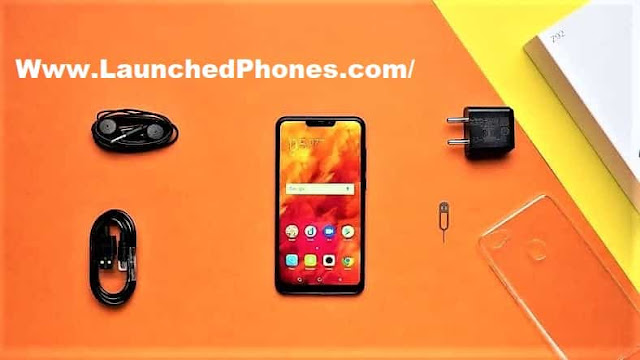 This latest mobile vociferation launched amongst the notch blueprint display Lava Z92 Specs revealed amongst the notch design