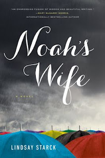 Interview with Lindsay Starck, author of Noah's Wife