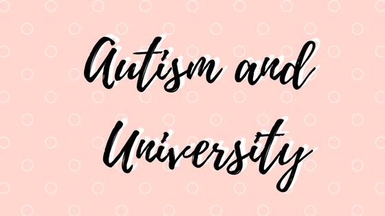 autism and university