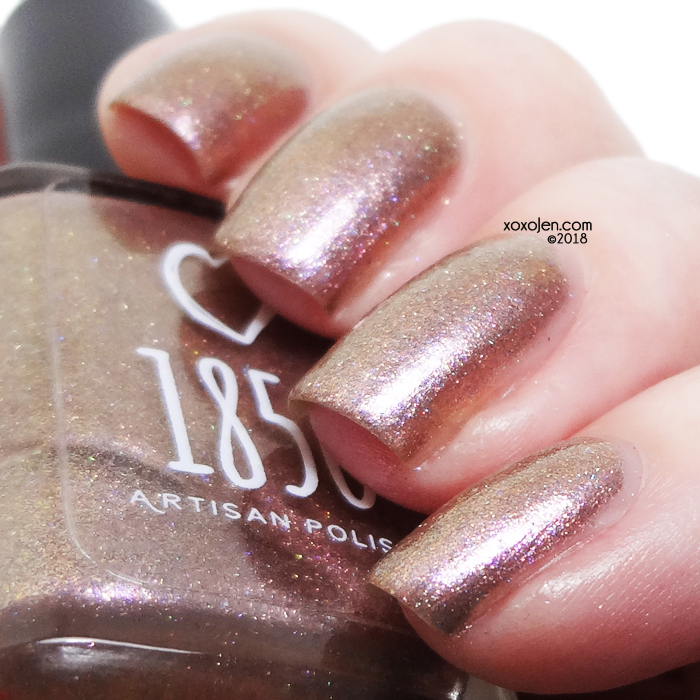 xoxoJen's swatch of 1850 Artisan The Key to the Universe