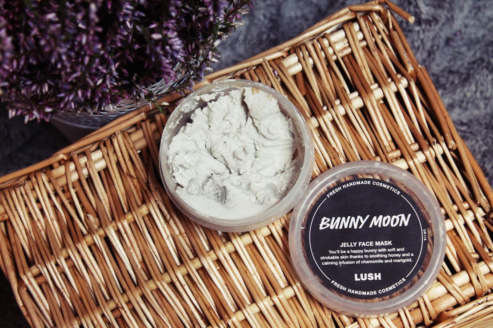 Lush Bunny Moon - recenzja maseczki