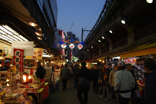 How many days in Tokyo Japan. Plan, Travel, trip, vacation, holiday, tour. Ueno, Ameyokocho. Tokyo Consult, TokyoConsult.