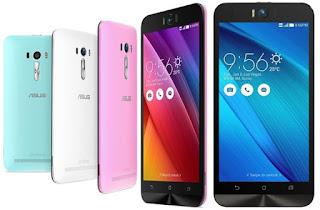 Asus Zenfone Selfie 3 GB RAM Smartphone Terbaik Bagi yang Suka Berselfie Ria